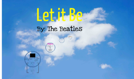 Song Project-Let it Be