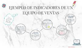 Copy of INDICADORES DE UN EQUIPO DE VENTAS