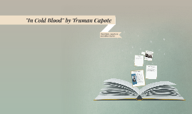 """Copy of """"In Cold Blood"""" by Truman Capote"""