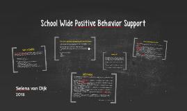 School Wide Positive Behavior Support