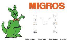 Migros Brand Management