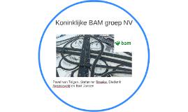 Koninklijke BAM groep NV