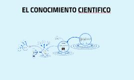 PRODUCCIÓN DEL CONOCIMIENTO CIENTÍFICO