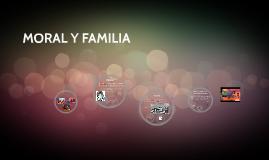 MORAL Y FAMILIA