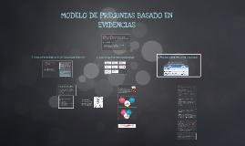 Copy of Modelo Basado en Evidencias