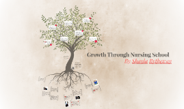Growth Through Nursing School