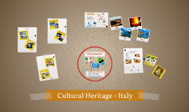 Cultural Heritage - Italy