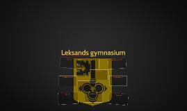 Leksands Gymnasium
