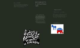 Copy of Diversity