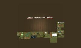 Loreto - Provincia de Orellana