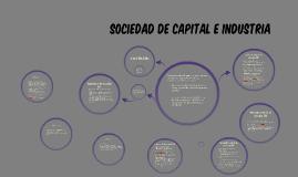 Las sociedades de capital e industria, son sociedades person