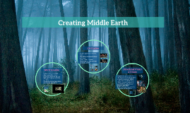 Creating Middle Earth