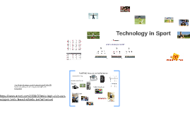 Technology in Sport