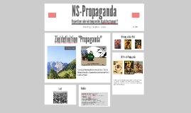 NS-Propaganda - Papiertiger oder wirkungvolles Machtinstrument?