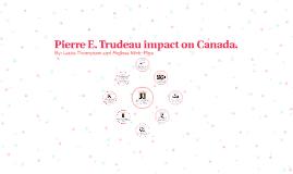 Pierre E. Trudeau