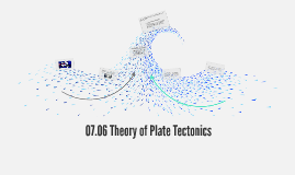 07.06 Theory of Plate Tectonics