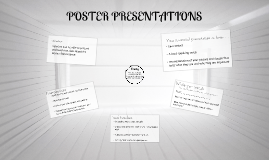 Harlem Renaissance - Poster Presentations