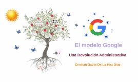 Copy of EL modelo Google