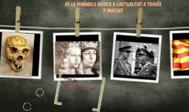 De la Península Ibèrica a l¡actualitat a través d'imatges
