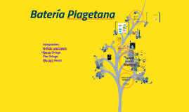 Copy of Copy of Bateria piagetana