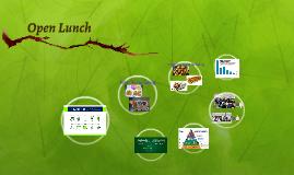 Open Lunch