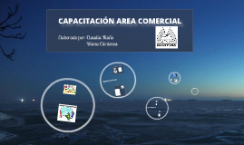 Copy of Capacitación Área Comercial