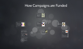 How campaigns are funded
