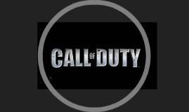 Call of Duty es una serie de videojuegos en primera persona