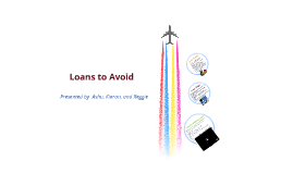 Loans to Avoid