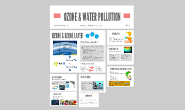 AIR & WATER POLLUTION