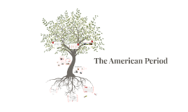 The American Period