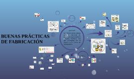 BUANAS PRÁCTICAS DE FABRICACIÓN