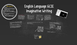 Imaginative Writing 2