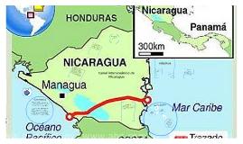 Canal interocianico de nicaragua