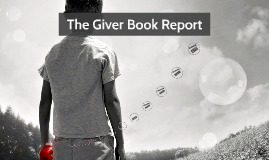 book report on the book the giver Read this literature book/movie report and over 88,000 other research documents the giver the book the giver by louis lowry is a very interesting book that everyone should take time to read this.