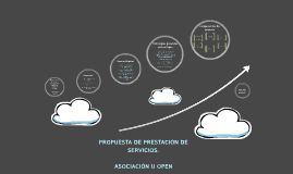 PROPUESTA DE PRESTACIÓN DE SERVICIOS.