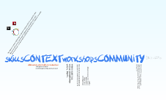 skillCONTEXTworkshopCOMMUNITY