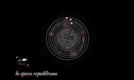 epoca republicana