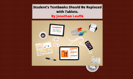Should Student's Textbooks Be Replaced with Tablets?