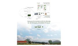Strategien für landwirtschaftliche Betriebe bei der Erzeugung erneuerbarer Energien