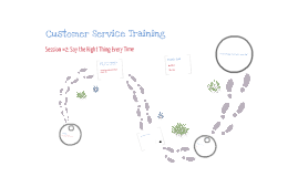 Customer Training; Session 2