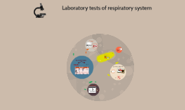 Laboratory methods of examination of respiratory organs