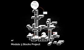 Module 3 Stocks Project