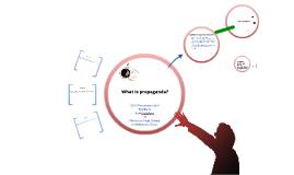 Propaganda Notes