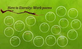 Here to Eternity: Work poems