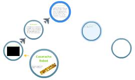 Proyecto Myc2 Cucaracha robot.