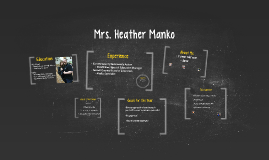 Mrs. Heather Manko