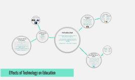 Effects of Technology on Education