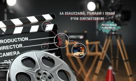 La realització, filmació i edició d'un curtmetratge