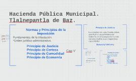 Hacienda Pública Municipal